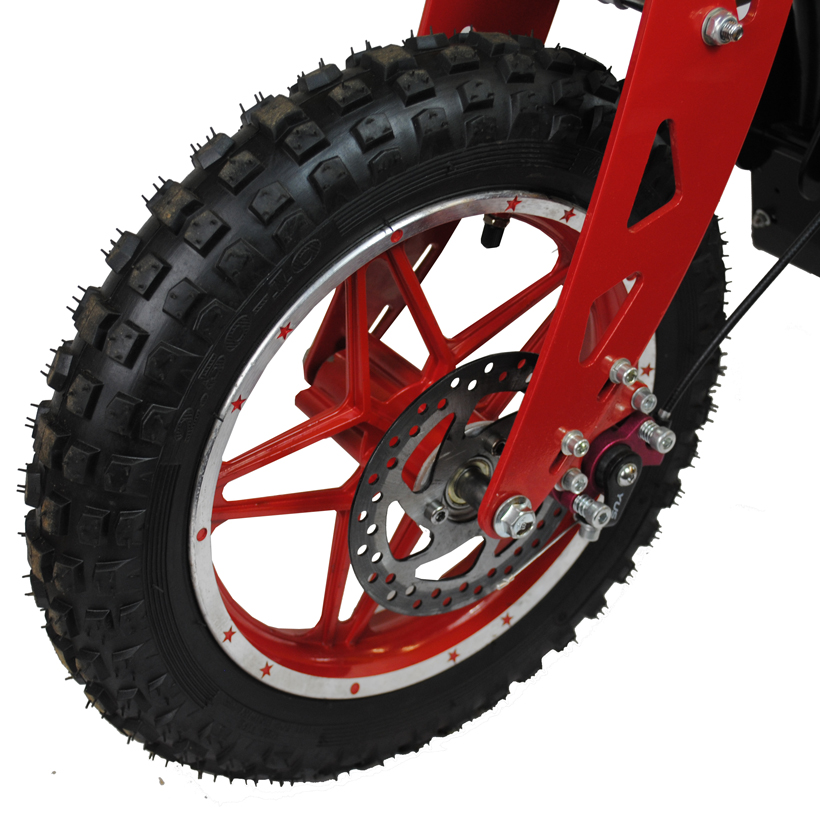 1000w Zipper Off Road Electric Scooter