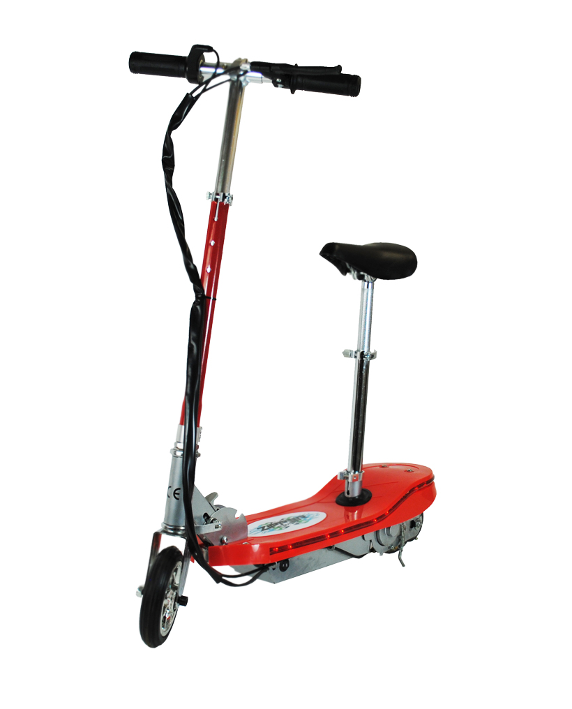 120w zipper electric scooters with led lights red. Black Bedroom Furniture Sets. Home Design Ideas