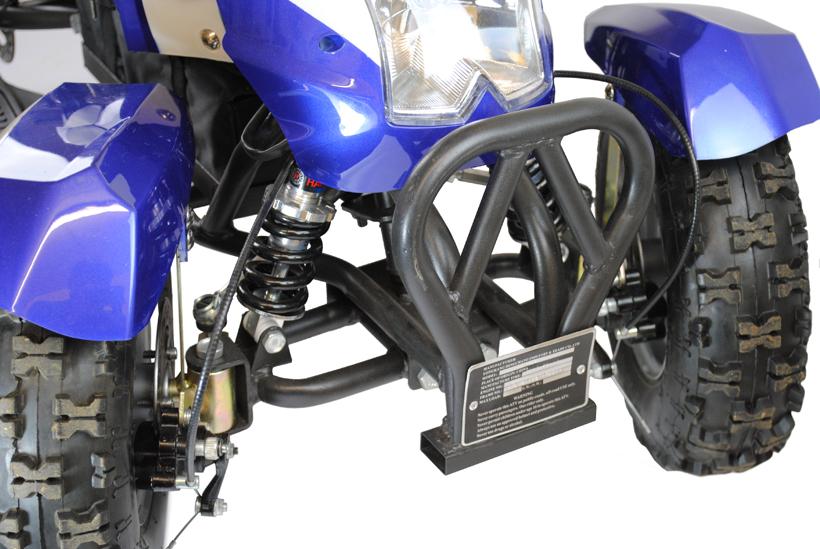 500w Electric Atv Micro Quad Bike Mini Moto Ride On Ebay