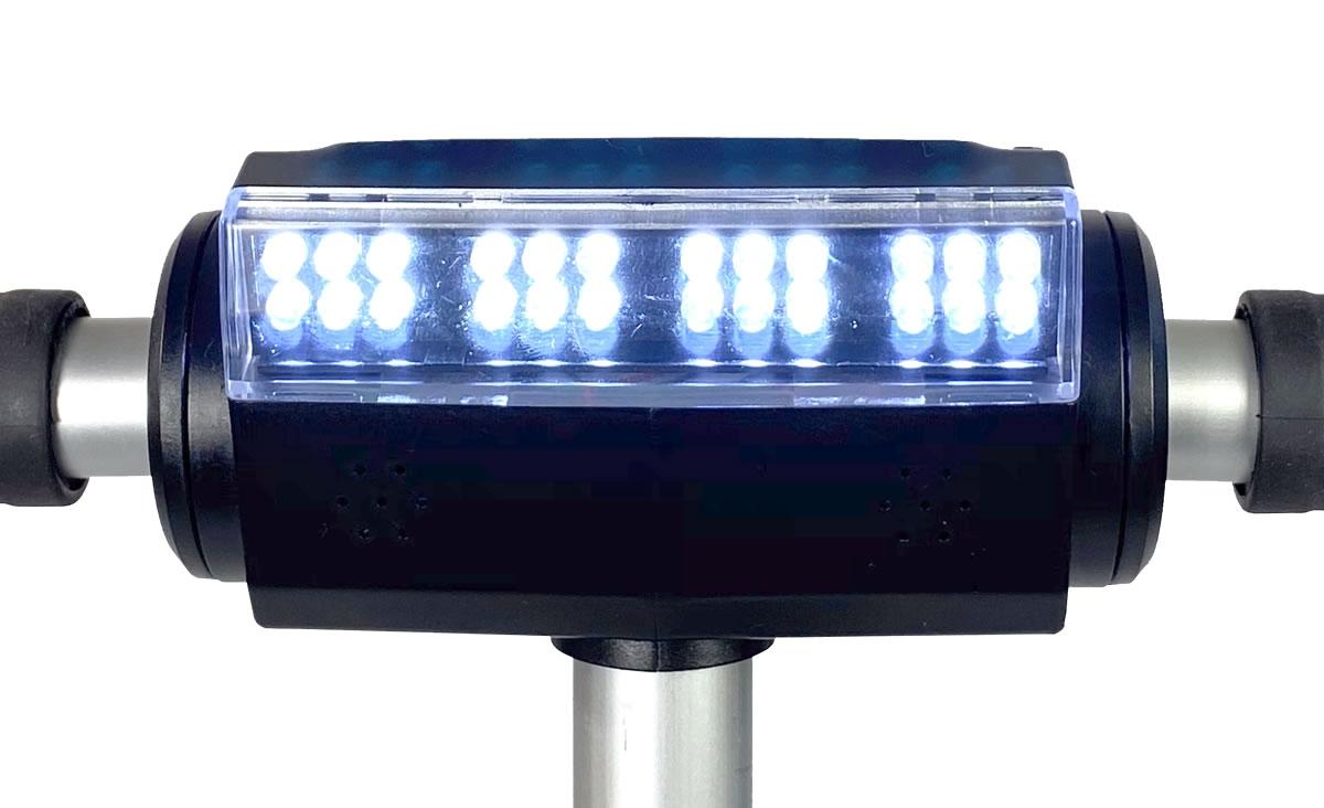 Multi LED front light