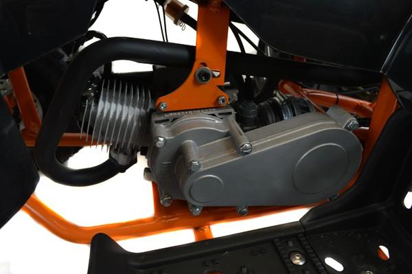 49cc Z20 Kids Petrol ATV Quad Bike - Orange